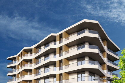 Apartments with sea view for sale in Quarteira The5 - 0