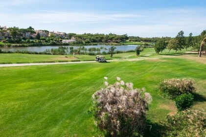 Villa with 4 bedrooms and Office with lake view- Quinta do Lago - 9866