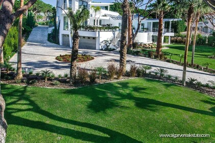 Contemporary villa with 6 bedrooms and vista golf - 16186