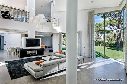 Contemporary villa with 6 bedrooms and vista golf - 16211