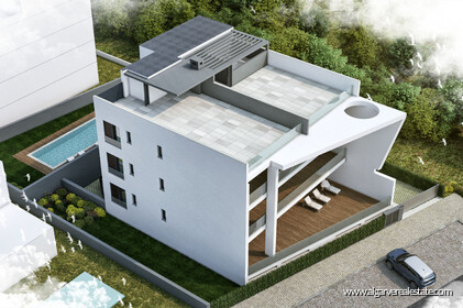 Luxury apartments with three rooms and a magnificent view over the sea  - 1