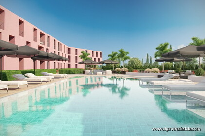 ONE Vilamoura-new apartments for sale in private condominium - 0