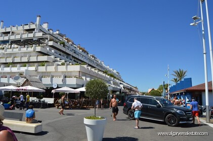 1 bedroom apartment with stunning views over the Marina of Vilamoura - 9