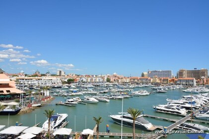 1 bedroom apartment with stunning views over the Marina of Vilamoura - 11