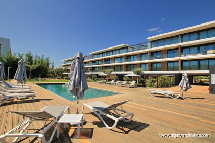 Luxury 1 bedroom apartment in a private condominium in Vilamoura - 9