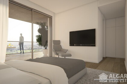 New apartments with 2 rooms in condominium with swimming pool-Vilamoura - 1