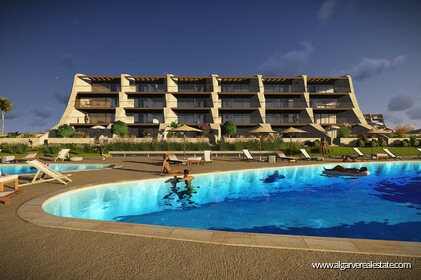 New apartments with 2 rooms in condominium with swimming pool-Vilamoura - 7