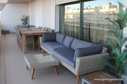 2 bedroom apartment located in condominio Aquamar in Vilamoura Marina - 11