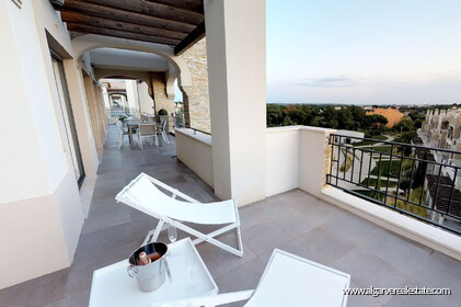 Luxury penthouse with 3 bedrooms and sea view - 16271