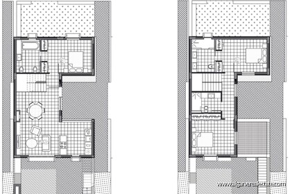 T3 apartments (town houses) UPTOWN in Vilamoura - 6