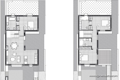 T3 apartments (town houses) UPTOWN in Vilamoura - 11