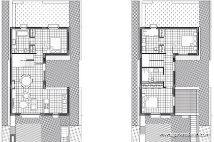 T3 apartments (town houses) UPTOWN in Vilamoura - 12