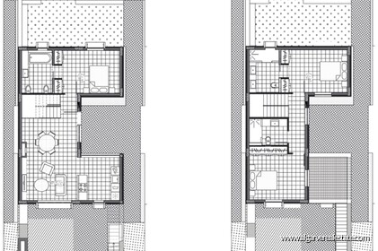 T3 apartments (town houses) UPTOWN in Vilamoura - 14