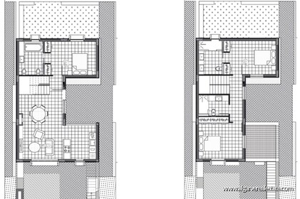 T3 apartments (town houses) UPTOWN in Vilamoura - 19