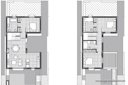 T3 apartments (town houses) UPTOWN in Vilamoura - 20
