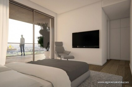 Apartment with 3 rooms and sea view