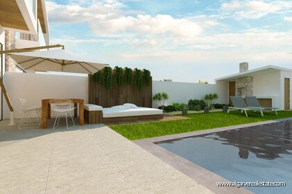 Townhouses with private pool in close proximity to Vilamoura - 7
