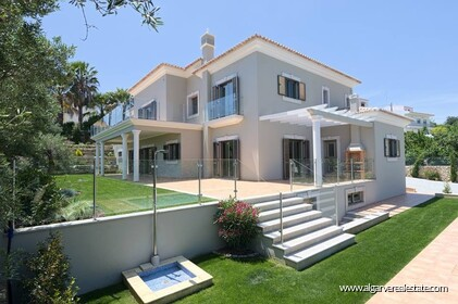 5 bedroom villa with sea view-Boliqueime - 1