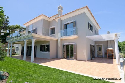 5 bedroom villa with sea view-Boliqueime - 12