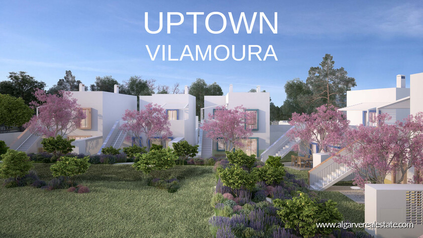 Uptown Vilamoura, new homes for sale in Vilamoura