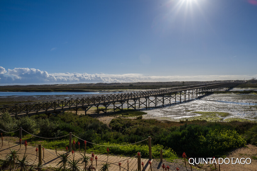 quinta do lago beach access