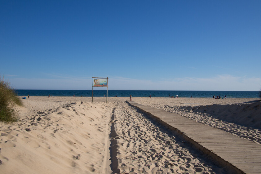 Santo Antonio beach entrance
