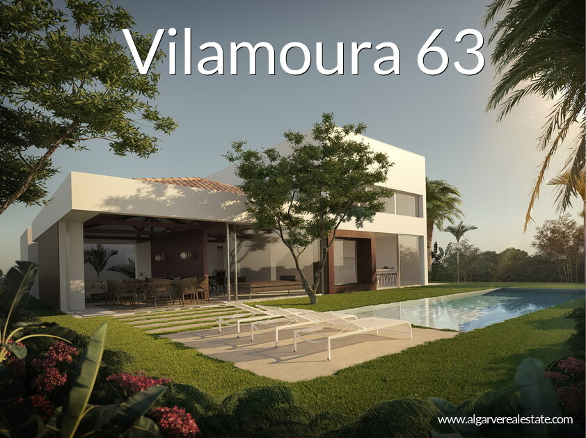 Vilamoura 63 villa for investment in Vilamoura Portugal