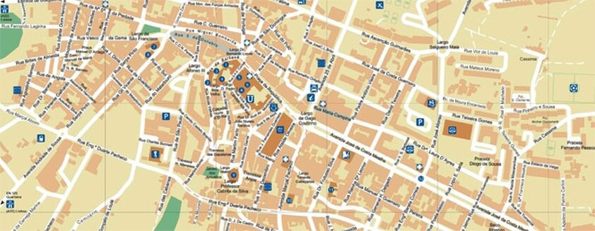 Download loulé map