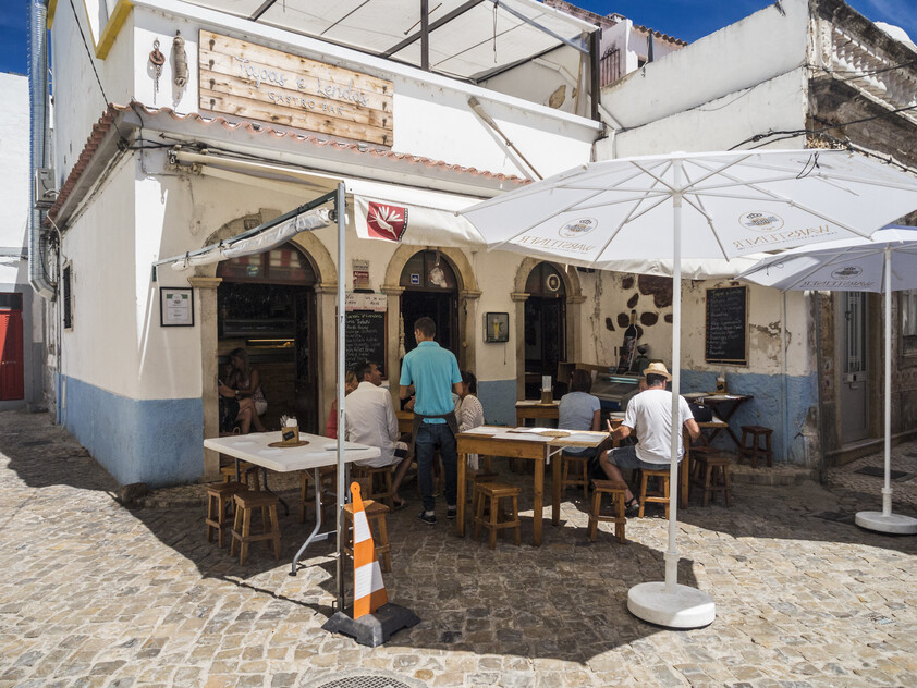 Typical restaurants of Olhão