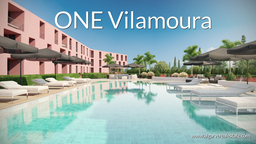 New apartments Vilamoura