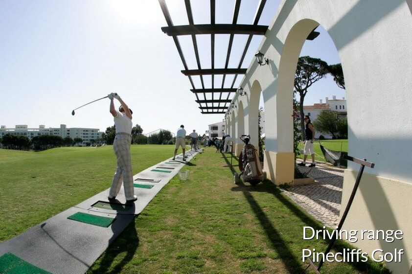 Golf practice field Pinecliffs - Driving range
