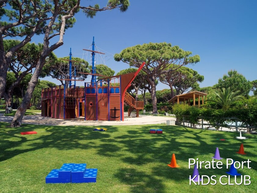 Pirate Port KIDS CLUB pinecliffs