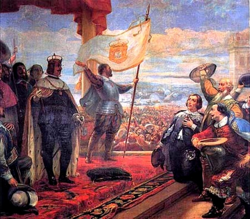 Proclamation of King João IV