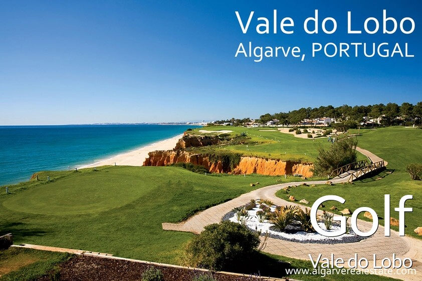 Golf in Vale do Lobo