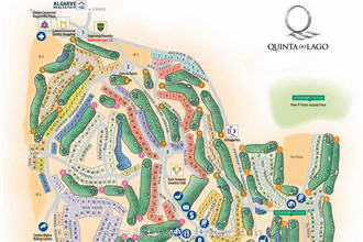 Map Quinta-do-Lago