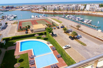 Aquamar, luxury apartments with sea view • Marina de Vilamoura