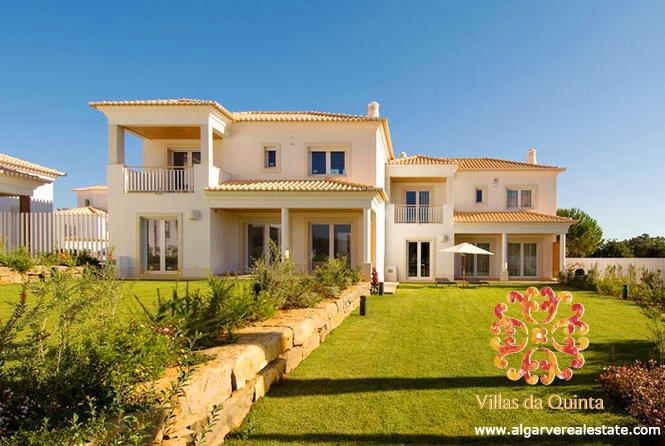 Villas da Quinta, luxury properties in condominium