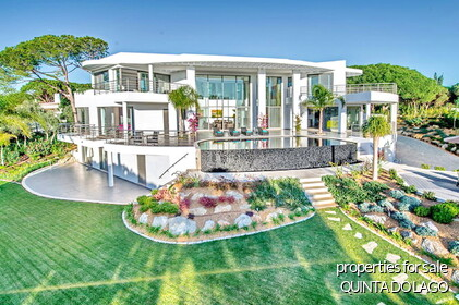 Properties in Quinta do Lago