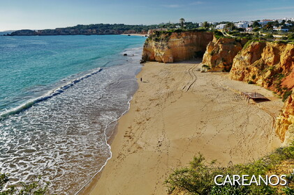 Careanos Beach, Portimão - Algarve