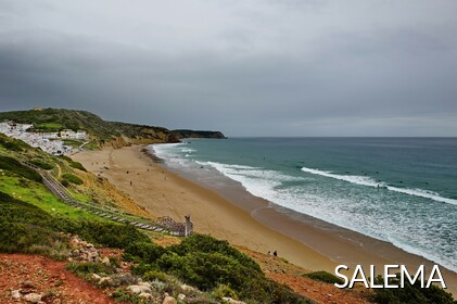 Salema Beach, Vila do Bispo - Algarve