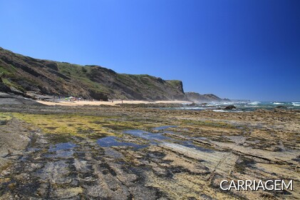 Carriagem Beach, Aljezur - Algarve