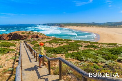 Bordeira Beach, Aljezur - Algarve