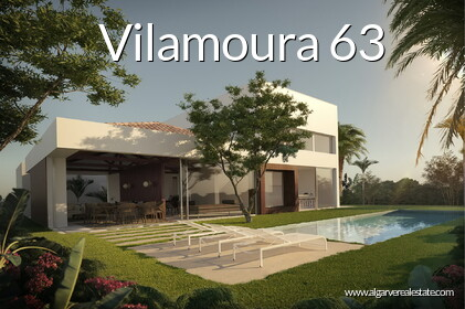 Property Vilamoura 63:. New villa for sale in Vilamoura / Portugal