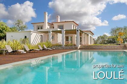 Properties in Loulé