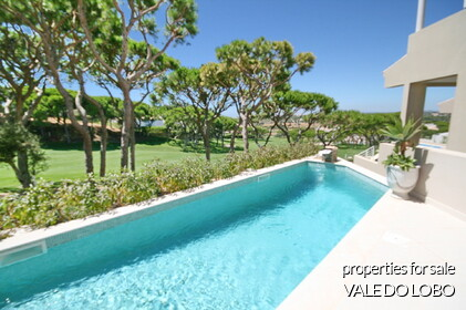 Properties in Vale do Lobo