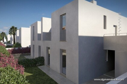 Semi-detached contemporary villas with a pool - 3