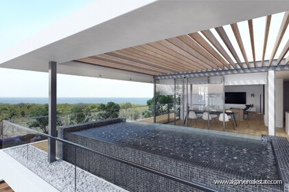 Apartments with 4 bedrooms and private pool - Vilamoura - 4